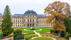 Würzburger Residenz (markus.hermenau) Tags: residenz würzburg herbst gebäude historisch deutschland bayern