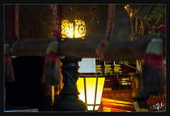 10ème jour / 10th day - Ambiance / Atmosphere - Temple Daisho-in / Daisho-in temple - Miyajima (christian_lemale) Tags: daishoin temple miyajima japon japan 宮島 日本 nikon d7100