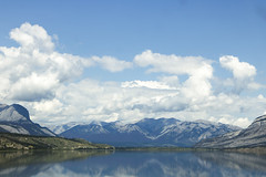 remember (rockinmonique) Tags: rockies mountains lake cloud sky water alberta blue white green moniquewphotography canon canont6s tamron tamron45mm copyright2019moniquewphotography