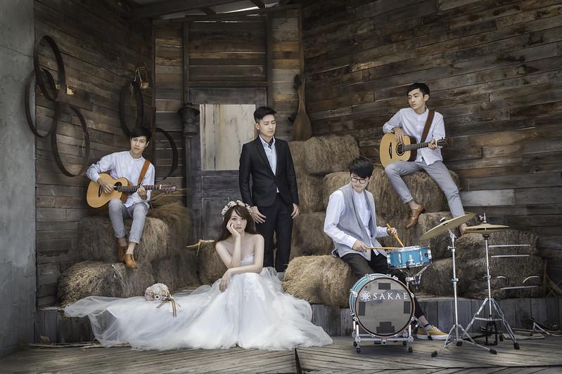 [婚紗攝影] 宗恆&淑萍 國內自助婚紗攝影 @ 淡水莊園婚紗基地 | #婚攝楊康