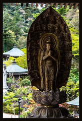 10ème jour / 10th day - Dans l'enceinte du temple Daisho-in / Within the grounds of Daisho-in temple - Miyajima (christian_lemale) Tags: daishoin temple miyajima japon japan 宮島 日本 nikon d7100