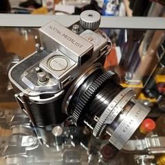 Kodak Medalist, military issue (DJ Witty) Tags: kodak medalist mediumformat 620 film