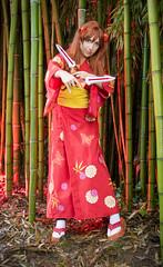 _MG_3145 (Mauro Petrolati) Tags: giulia shizen asuka soryu langley lucca comics games 2019 cosplay cosplayer kimono yukata version palazzo pfanner neon genesis evangelion poteriste