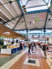 247 France - Bourgogne, Dijon, les Halles (paspog) Tags: france bourgogne deijon halles marché markt market august août 2019