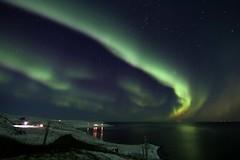 Aurora Iceland 26.10.2019 #44 (ragnaolof) Tags: northernlights auroraborealis iceland strandir steingrímsfjörður sky stars sea húnaflói drangsnes