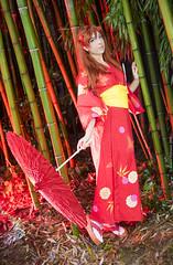 _MG_3154 (Mauro Petrolati) Tags: giulia shizen asuka soryu langley lucca comics games 2019 cosplay cosplayer kimono yukata version palazzo pfanner neon genesis evangelion poteriste