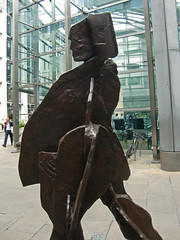 Sculpture on the Streets of the City of London, 6th August 2019 (2) (Phil Masters) Tags: london 6thaugust august2019 sculpture streetart cityoflondon