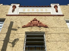Architectural Detail Little Havana Apartment Building (Phillip Pessar) Tags: architectural detail little havana apartment building architecture miami