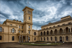 Isle Of Wight ,   Osborne House ,   Queen Victoria's family home ... (miriam ulivi - OFF/ON) Tags: miriamulivi nikond7200 uk isleofwight eastcowes unitedkingdom osbornehouse residenzafamigliareginavittoria queenvictoriasfamilyhome architettura architecture