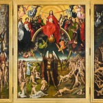 26 Ханс Мемлинг. Страшный суд, 1466-73. Нац. музей, Гданьск