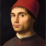 44 Антонелло да Мессина. Мужской портрет, 1475-76. Лондонская Нац. галерея