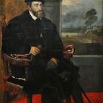 59 Тициан. Портрет имп.Карла V, 1548. Мюнхенская Пинакотека