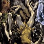95в Эль Греко. Воскресение, фрагмент, стража