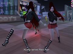 DrLifeGen3Hair-Wanying-XLong showcase 2 (DrLifeGen3Hair SecondLife) Tags: secondlife sl drlifegen3hair drlifegen3 drlife hair flexi slhairstyle flexihair