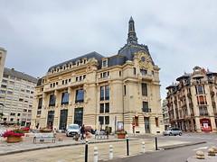 250 France - Bourgogne, Dijon, la Poste, Place Grangier (paspog) Tags: france bourgogne dijon august août 2019 placegrangier poste laposte