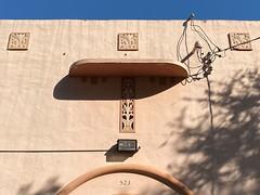Art Deco Apartment Building Little Havana (Phillip Pessar) Tags: art deco apartment building architecture miami little havana