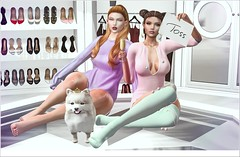 Credits  👇 NEW POST   ♥ (Bah Stella) Tags: female model lotd creditos hairstyle hair accessories virtuallife secondlifeblog secondlifefashion evento belleevento safira beusy friendsliah