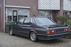 BMW E23 'Hartge H7' (NielsdeWit) Tags: car 7 bmw vehicle 7series 7serie nielsdewit favourite tuning borne hartge striping e23 h7