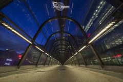 Japan Bridge (Lonely Soul Design) Tags: la defense business building architecture paris bridge japan long exposure