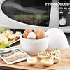 InnovaGoods Boilegg Eierkocher für die Mikrowelle mit Rezepten (caydavenho) Tags: kochen snacks fingerfood