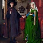 06 Ян ван Эйк. Чета Арнольфини, 1434. Лондонская нац. галерея