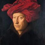 05 Ян ван Эйк. Портрет мужчины в тюрбане (Автопортрет), 1433