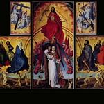 16 Ван дер Вейден Алтарь страшного суда в Боне, 1445-48