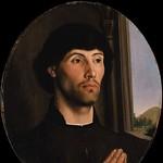 37 Гуго ван дер Гус. Бенедиктинский монах, 1475. Метрополитен