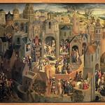28 Ганс Меммлинг. Страсти Христовы, 1471. Савойская галерея Сабауда, Турин
