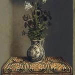 32 Ганс Мемлинг. Натюрморт, 1485. Музей Тиссен-Борнемиса, Мадрид