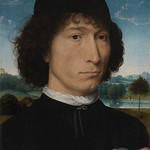 29 Меммлинг. Портрет Бернардо Бембо, 1473. Рейхсмузеум, Амстердам