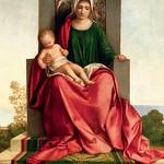 46 Джорджоне. Мадонна Кастельфранко, 1505. Дом Джорджоне в Кастельфранко