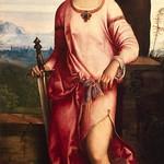 45 Джорджоне. Юдифь, 1504. Эрмитаж
