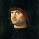 43 Антонелло да Мессина. Кондотьер, 1475. Лувр