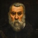 80 Тинторетто. Автопортрет, 1588. Лувр