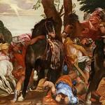 67 Паоло Веронезе. Обращение Павла, 1580-е. Эрмитаж