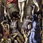 95 Эль Греко. Воскресение, 1605-10. Прадо