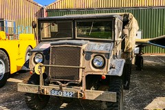 Chevrolet 15cwt Truck (Keith Coldron) Tags: chevrolet 4x4 truck military service preserved yorkshireairmuseum elvington