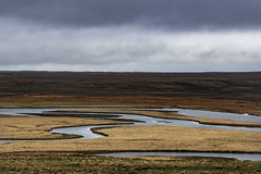 Meandering river (Ian@NZFlickr) Tags: river light landscape iceland holiday route one