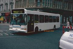 Dunstan (Bluebird), Middleton R526 YRP (SelmerOrSelnec) Tags: dunstan bluebird middleton dennis dart eastlancs r526yrp manchester oldhamstreet piccadilly a1abirkenhead bus