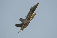 Swiss Air Force McDonnell Douglas F/A-18C J-5016 (Rob390029) Tags: swiss air force mcdonnell douglas fa18c j5016 raf leeming egxe