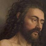 03h Гентский алтарь Голова Адама