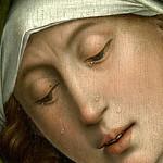 13a Рогир ван дер Вейден. Снятие с креста, фрагмент - Саломея