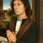 33 Портрет Бенедетто Портинари, 1487. Уффици