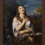 62 Тициан. Кающаяся Мария Магдалина, 1565. Эрмитаж