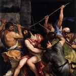 57 Тициан. Коронование терновым венцом, 1542. Мюнхенская Пинакотека
