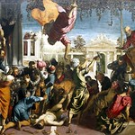 71 Тинторетто. Чудо св.Марка, 1547-48. Галерея Академии, Венеция