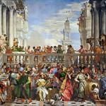 65 Веронезе. Брак в Кане, 1563, Галерея Академии, Венеция