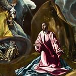 88 Эль Греко. Моление о чаше, 1590-95. Художественный музей Толедо
