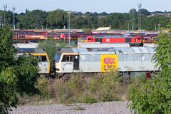 only minor repairs required.... (daveymills37886) Tags: dbc 60088 toton class 60 buachaille etive mor to db cargo